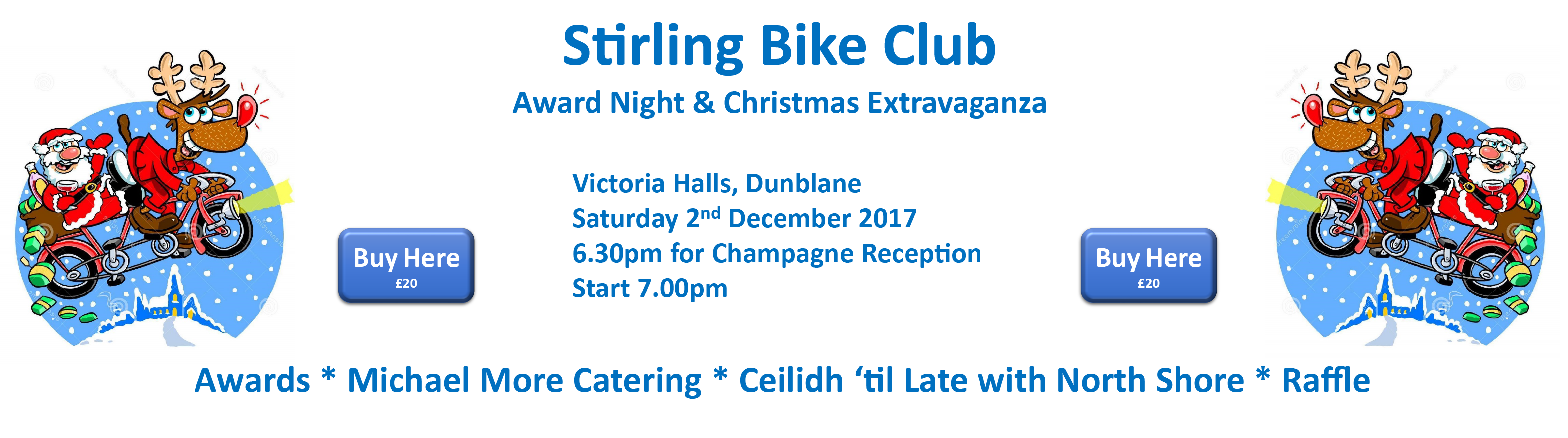 Club Christmas Awards and Bash
